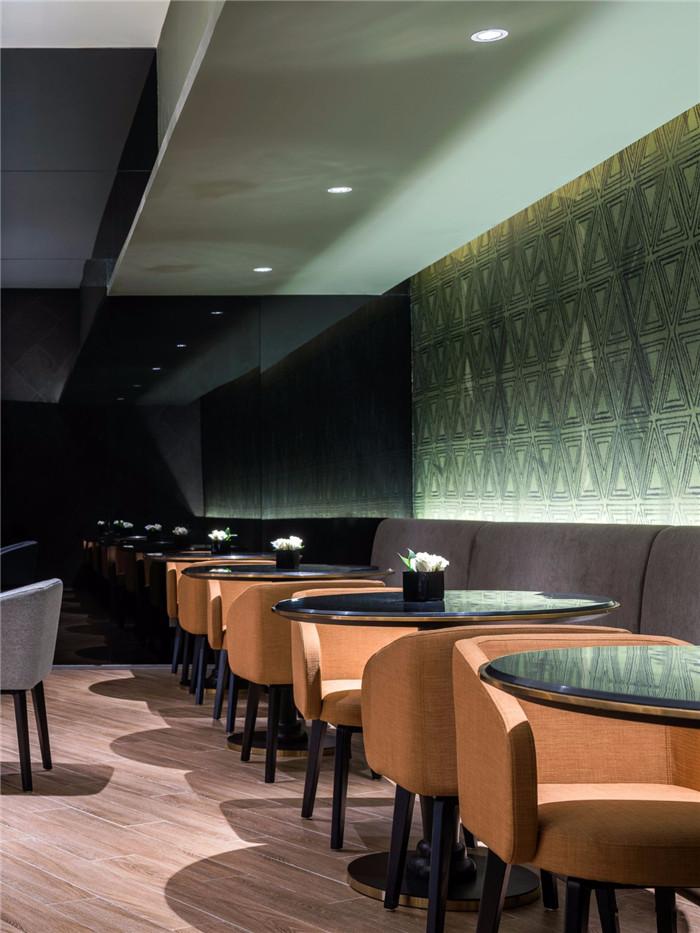 上海和颐连锁精品商务酒店餐厅改造设计方案