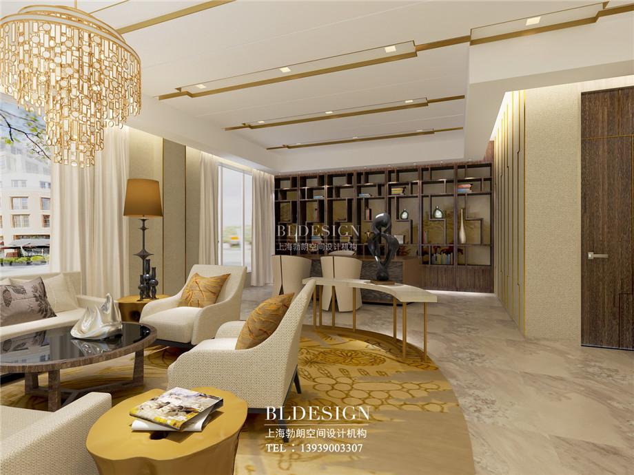 套房设计-信阳沁园春公馆洗浴酒店设计案例