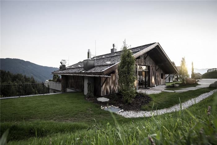 酒店外观设计-意大利Gfell高品质度假酒店设计案例分析