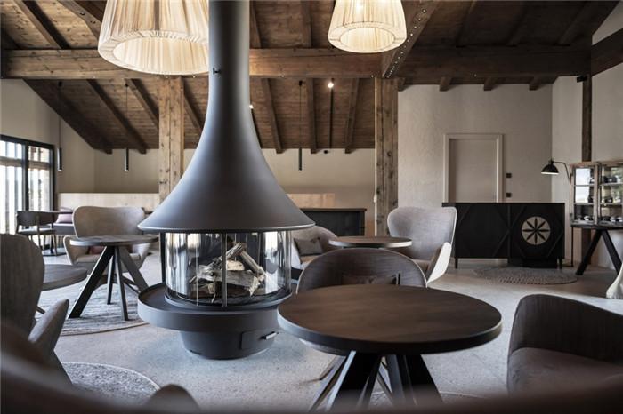 酒店大堂设计-意大利Gfell高品质度假酒店设计案例分析
