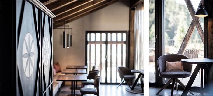 酒店餐厅设计-意大利Gfell高品质度假酒店设计案例分析
