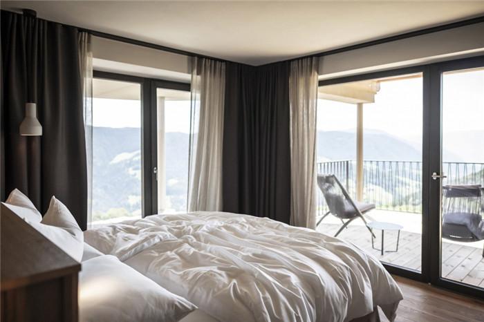 酒店客房设计-意大利Gfell高品质度假酒店设计案例分析