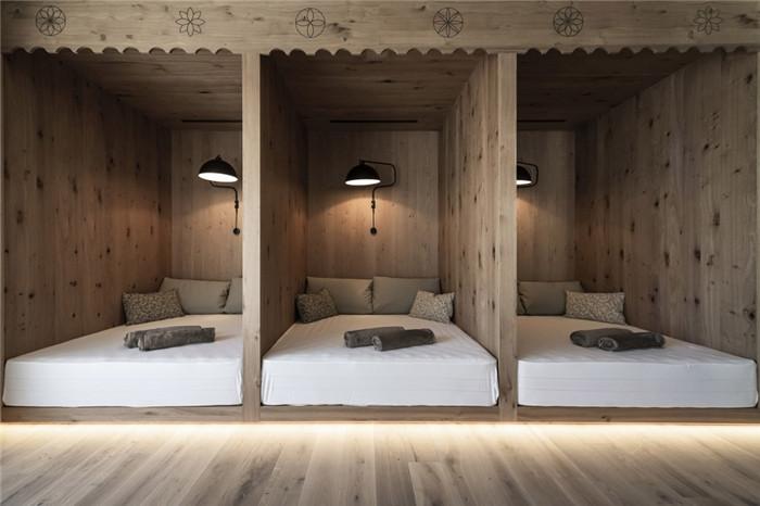 酒店汗蒸房设计-意大利Gfell高品质度假酒店设计案例分析