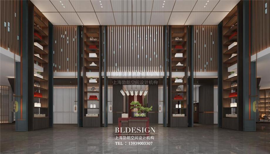 新乡五星级酒店设计-桃李春风大酒店室内设计方案