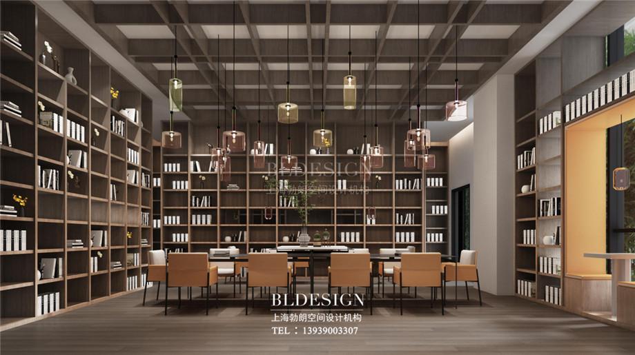 新乡五星级酒店设计-桃李春风大酒店餐厅设计案例效果图