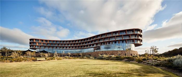 酒店建筑设计-国外特色度假酒店设计  RACV度假酒店设计方案