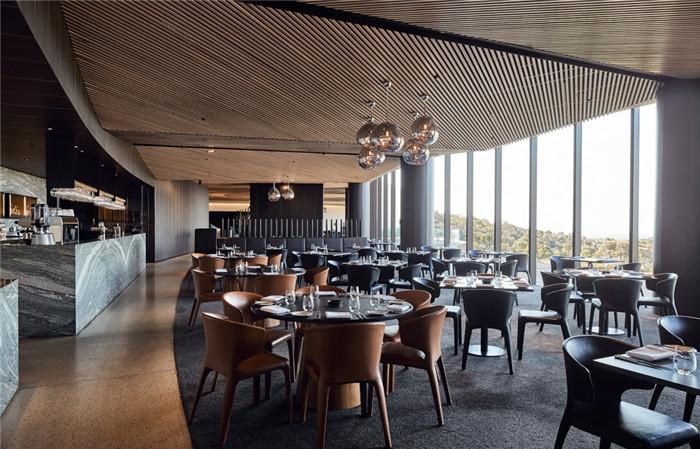 酒店餐厅设计-国外特色度假酒店设计  RACV度假酒店设计方案