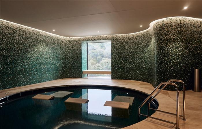 酒店泳池设计-国外特色度假酒店设计  RACV度假酒店设计方案