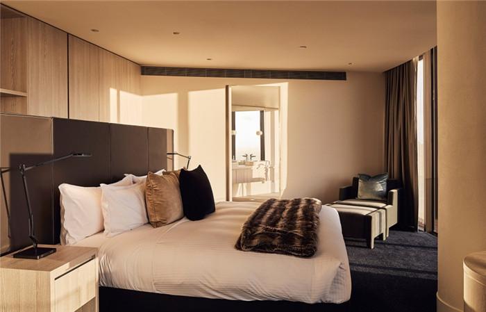 酒店客房设计-国外特色度假酒店设计  RACV度假酒店设计方案
