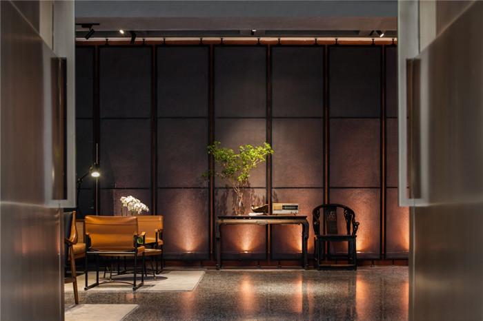 接待大厅设计-老建筑改造酒店   海派风情精品酒店改造设计方案