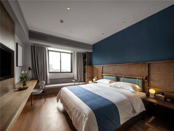 客房设计-老建筑改造酒店   海派风情精品酒店改造设计方案