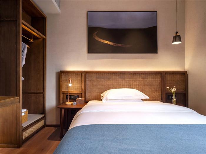 老建筑改造酒店   海派风情精品酒店客房改造设计方案