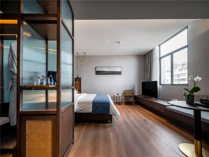 老建筑改造酒店   海派风情精品酒店改造设计方案