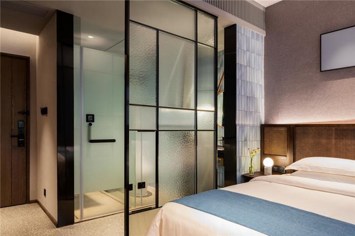 卫生间设计-老建筑改造酒店   海派风情精品酒店改造设计方案