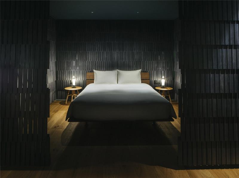 酒店客房设-以绿色环保工业风为主题的精品酒店改造设计方案