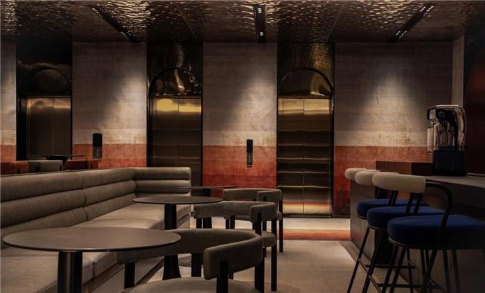 大堂吧设计-专为年轻客户打造的创意体验型精品酒店设计方案