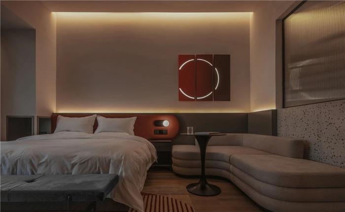 客房设计-专为年轻客户打造的创意体验型精品酒店设计方案