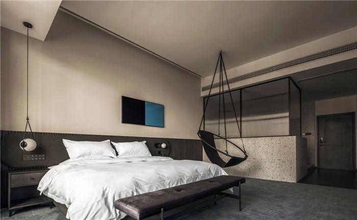 大床房设计-专为年轻客户打造的创意体验型精品酒店设计方案