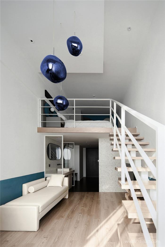 LOFT客房设计-专为年轻客户打造的创意体验型精品酒店设计方案