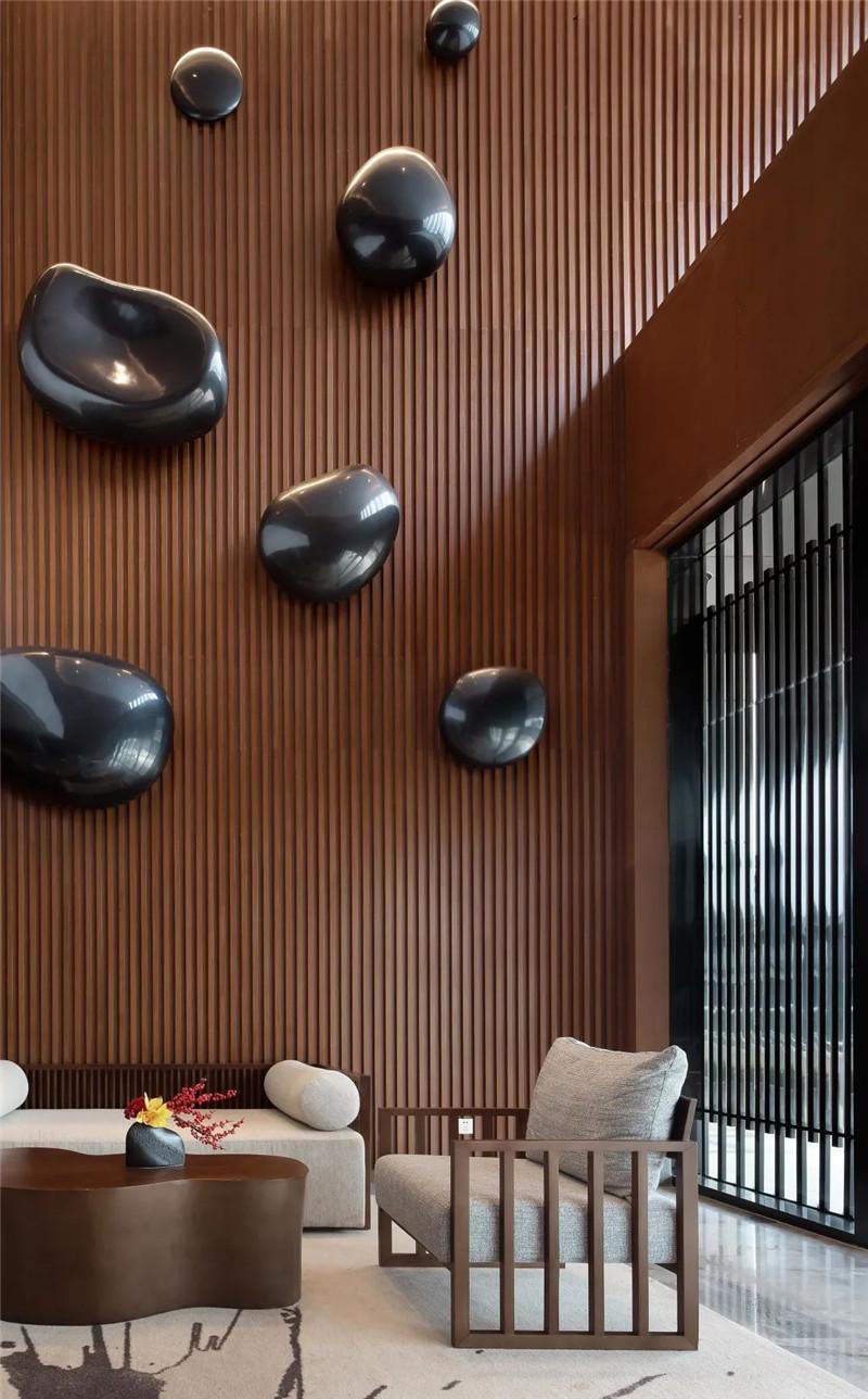 现代与传统相融合的新中式温泉度假酒店设计案例