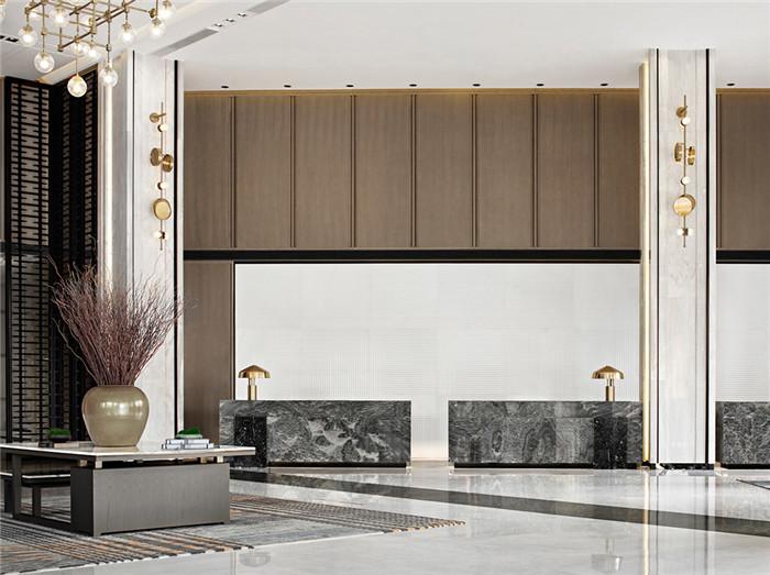 酒店大堂设计-三亚超有格调的度假酒店设计案例推荐