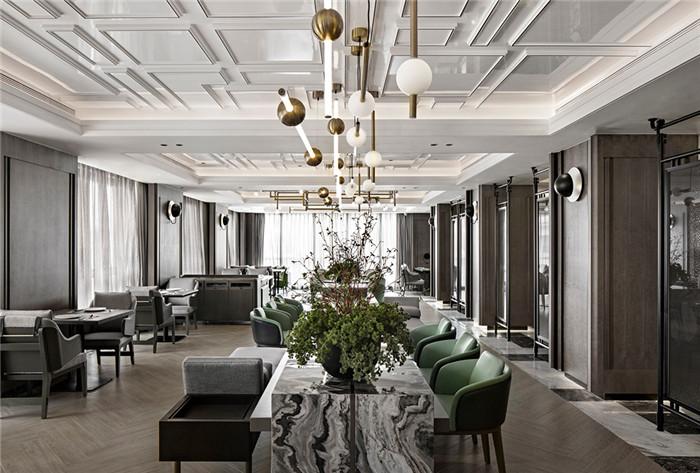 餐厅设计-三亚超有格调的度假酒店设计案例推荐
