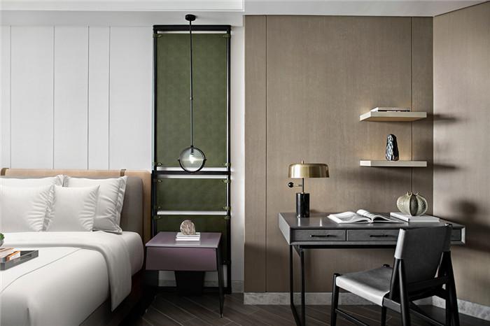 酒店客房设计-三亚超有格调的度假酒店设计案例推荐
