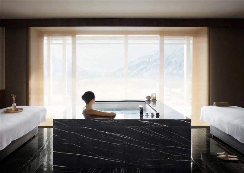 SPA设计-当代奢华风Lefay Resort&SPA Dolomiti设计赏析