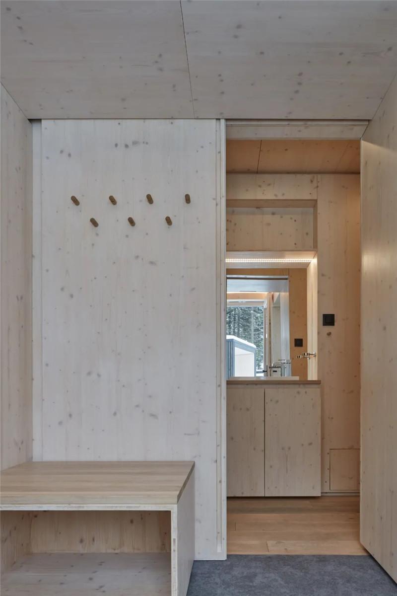 Bjornson酒店  北欧风木屋度假村设计方案赏析