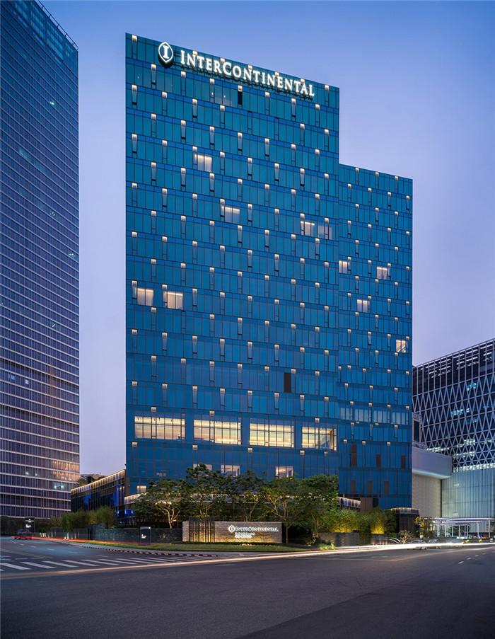 外观设计-以岭南水乡文化为主题的东莞洲际酒店设计案例