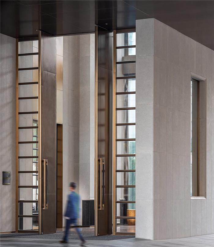 大堂设计-以岭南水乡文化为主题的东莞洲际酒店设计案例