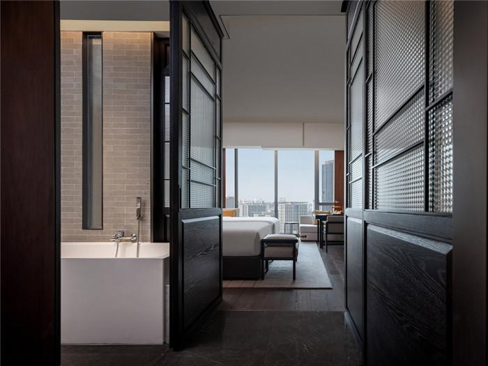 以岭南水乡文化为主题的东莞洲际酒店设计案例