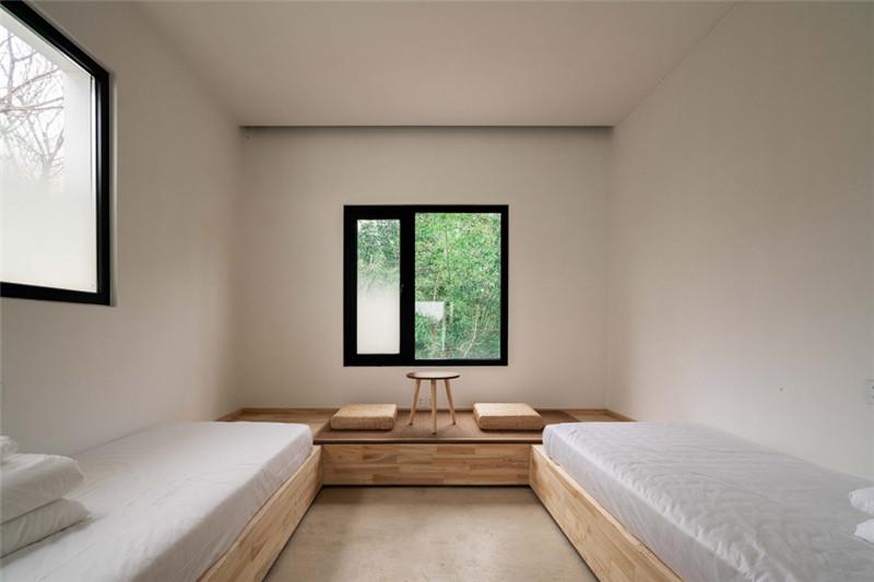 郑州民宿设计公司分享峦舍民宿客栈客房设计方案