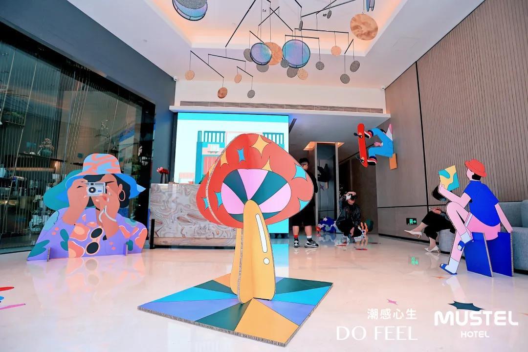 吸引年轻人的酒店设计是打造趣味玩乐空间