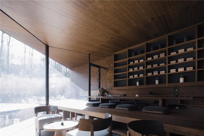 杭州首家疗愈系度假酒店设计:不是居·林酒店