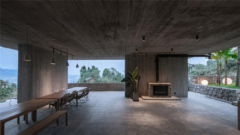 醉美乡村里的民宿改造设计:林语山房民宿酒店设计