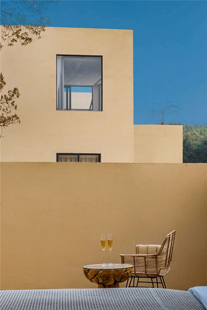 新型网红酒店设计   漫戈塔非洲假日主题野奢酒店设计