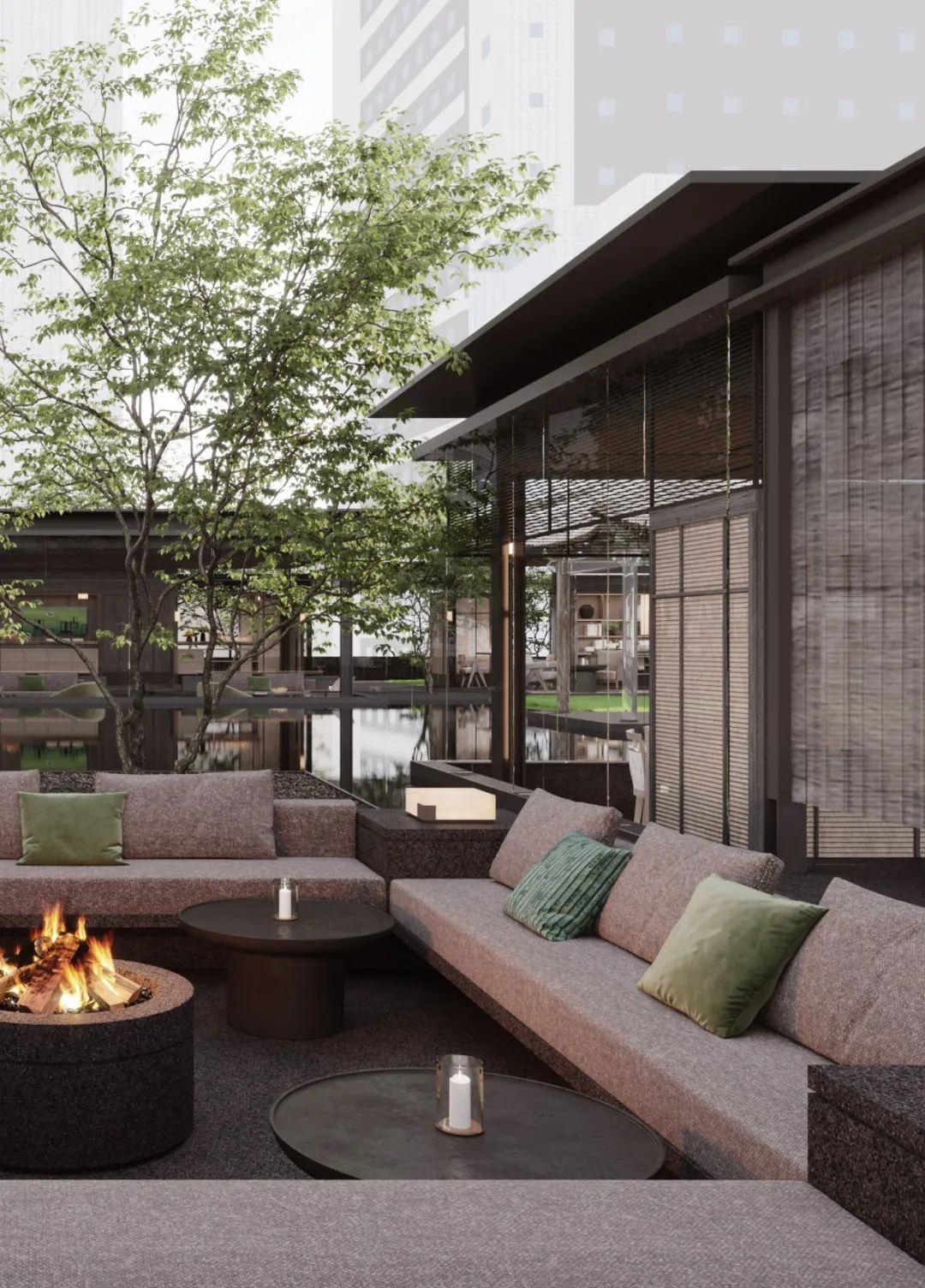 首家城市度假型阿丽拉酒店设计来啦!