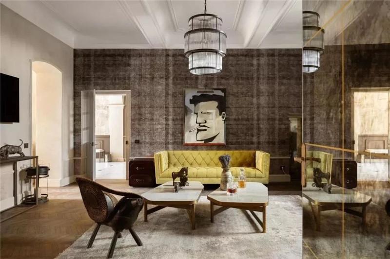 普罗旺斯百年改造精品酒店设计赏析