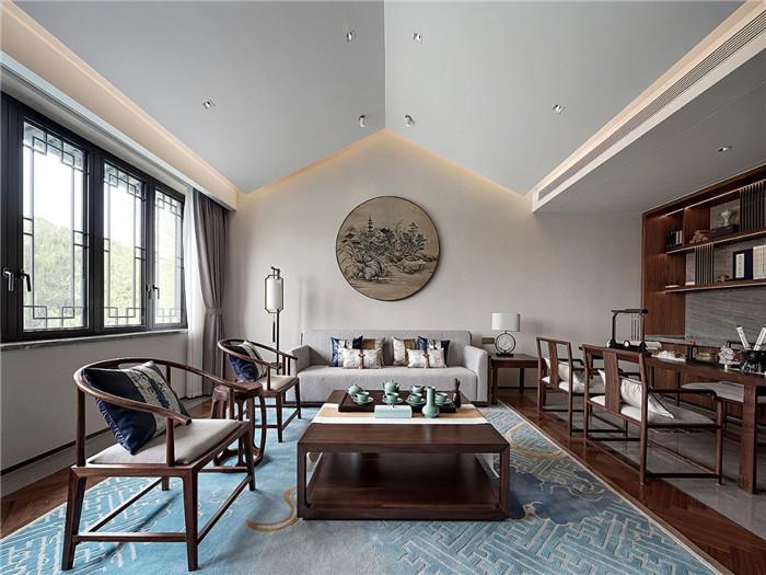 私家园林风新中式高端度假酒店设计案例