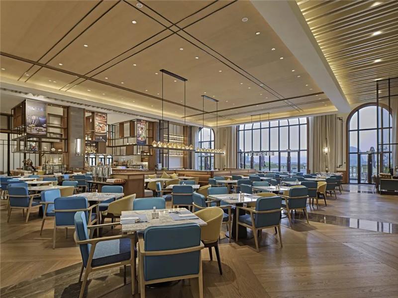清远希尔顿逸林亲子休闲生态度假酒店设计案例