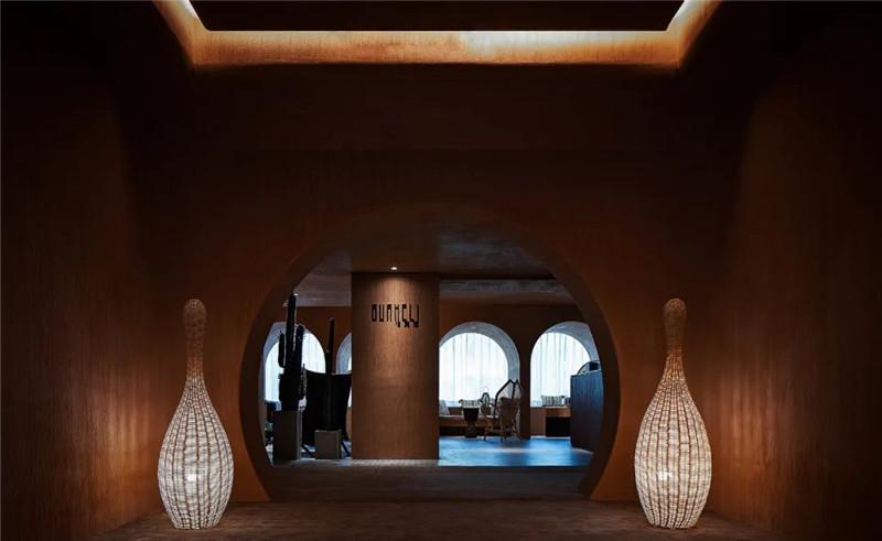 非常有艺术感的伯克丽酒店城市度假酒店设计