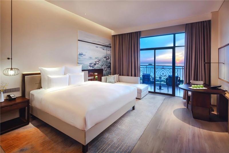 现代新中式岳阳铂尔曼五星级酒店设计赏析