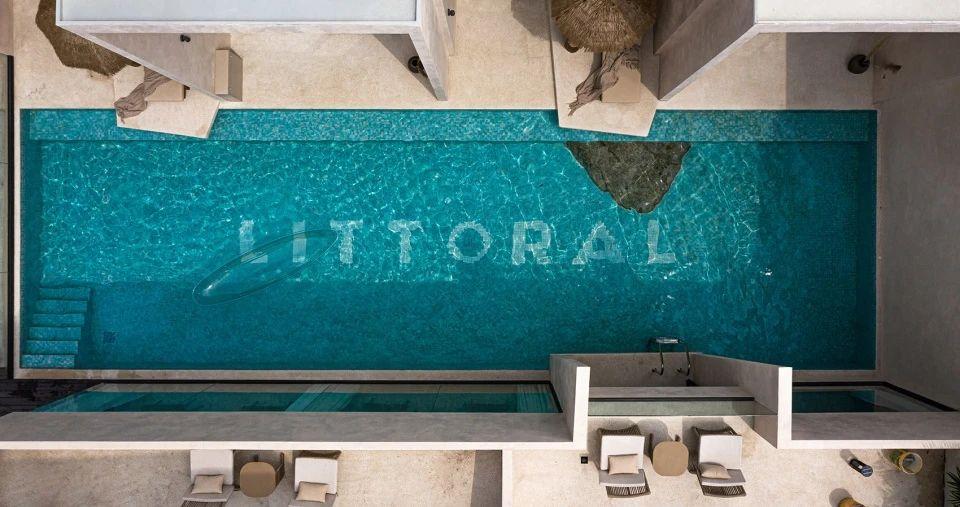 面朝大海   只有12间客房的超美民宿设计方案
