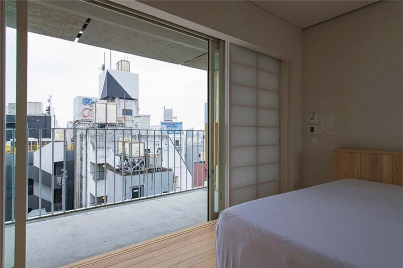 东京Siro酒店设计   带您体验东京独特城市特色