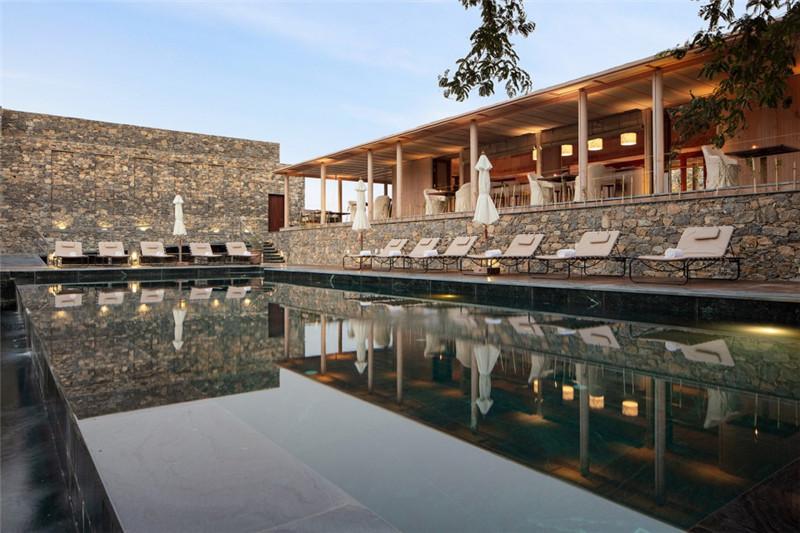 印度RAAS Chhatrasagar野奢度假酒店设计