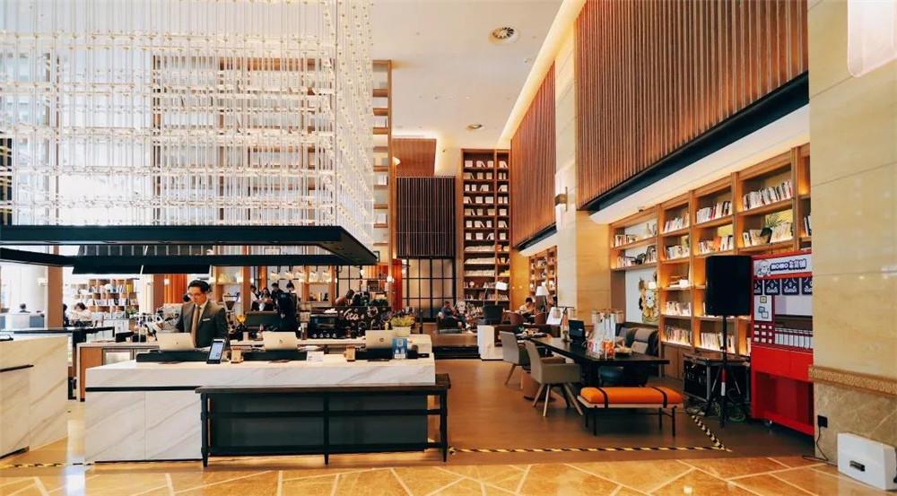 最新开业酒店设计:无锡万达颐华酒店设计