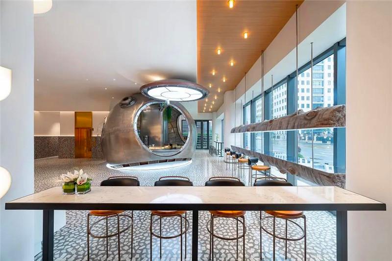 亚朵旗下全新豪华高端品牌酒店A.T.House艺术酒店设计