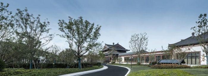 以儒家文化为引的新中式济南融创酒店群设计案例