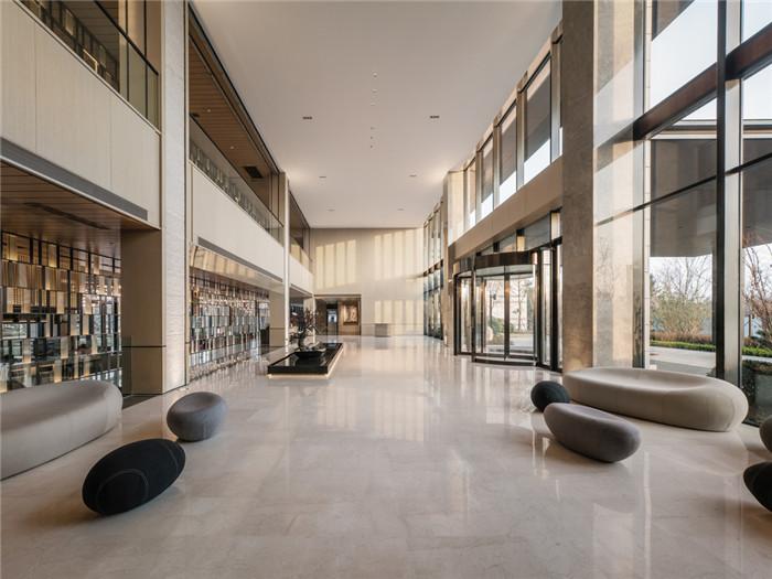 最新开业   成都海泉湾美憬阁索菲特酒店大厅设计